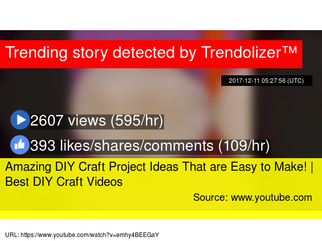 Amazing Diy Craft Project Ideas That Are Easy To Make Best Diy